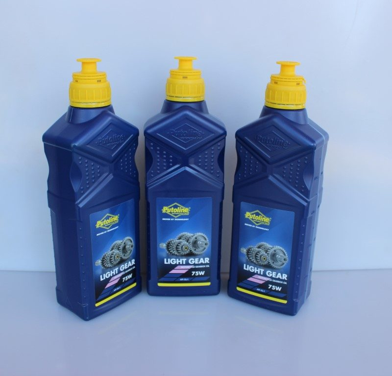 PUTOLINE , Leight GEAR OIL  (ZABEL/MEGA)