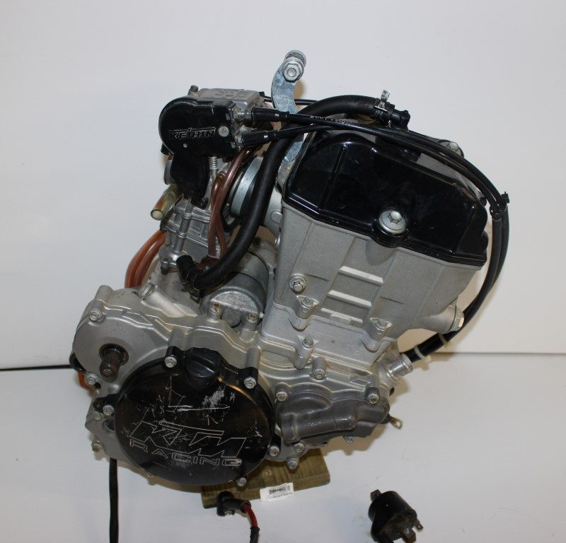 KTM 250 EXC Engine 2010 with E-start  (sales without VAT)