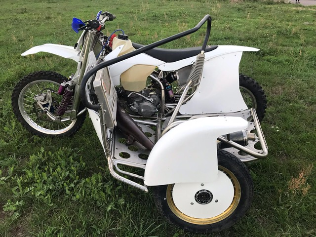 "WHT-ZABEL  ""ROLLING CHASSIS"" is S O L D !!!!"