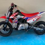 LEM 90cc  4-stroke  (5-9 Year)  Soon Sidecars for this !!!